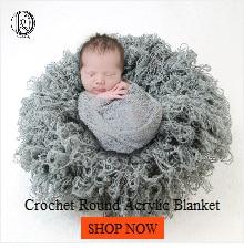 (45x40cm) handcraft macio foto do bebê cobertor