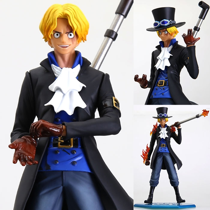 ФОТО Anime One Piece POP Sabo Chief of Staff of the Revolutionary Army PVC Action Figure Collection Model Toy 10