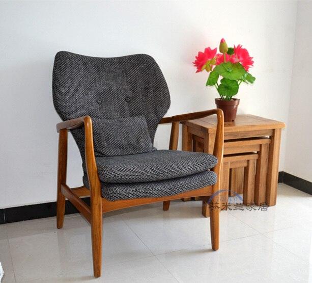Verwonderlijk enkele fauteuil toevallige stoel Deens design nordic explosie DS-58