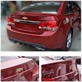 Автомобильный Стайлинг  АБС-пластик  неокрашенный Праймер  цветной задний багажник  крыльев  задний спойлер для Chevrolet Cruze 2009 2010 2011 2012 2013 2014