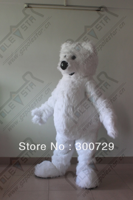 kwaliteit ijsbeer kostuums voor feest cartoon lopende acteur nieuwe - Carnavalskostuums