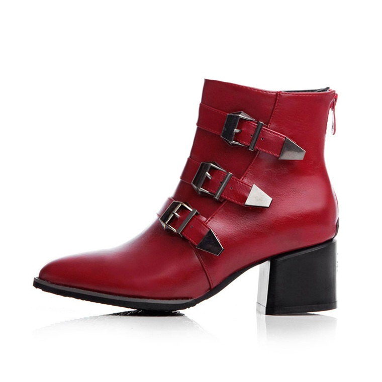 Online Get Cheap Womens Ankle Cowboy Boots -Aliexpress.com ...