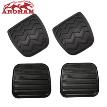 Rubber Car Clutch Brake Pedal Pad Cover For Great Wall V200 K2 2.0L Man Dual Cab Pick-Up RWD 2012-2016 H3 H5 H6 C30 C50