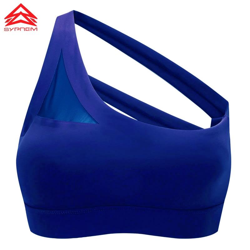 SYPREM sportswear blu nero rosso reggiseno sportivo. DHL link