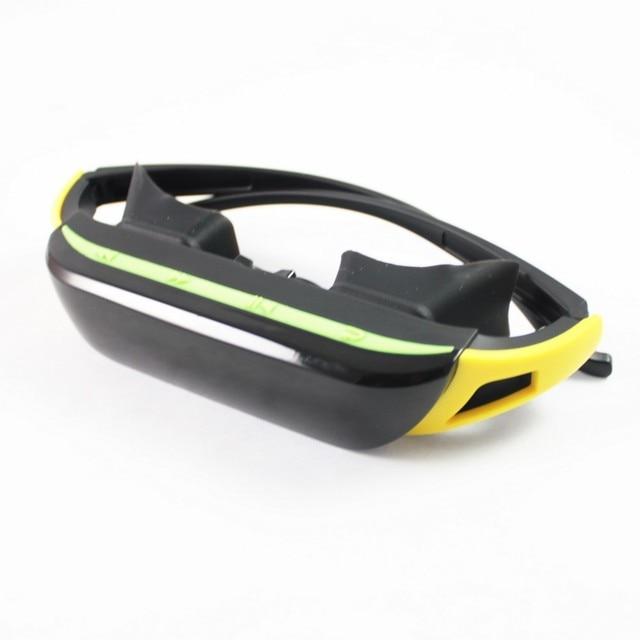 DHL Free Shipping 84inch virtual screen video glasses max 32GB