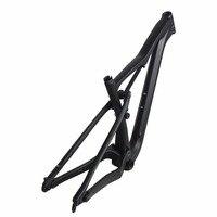 29 Full Suspension Carbon MTB Frame 29er Mountain Bike Frame 148x12mm