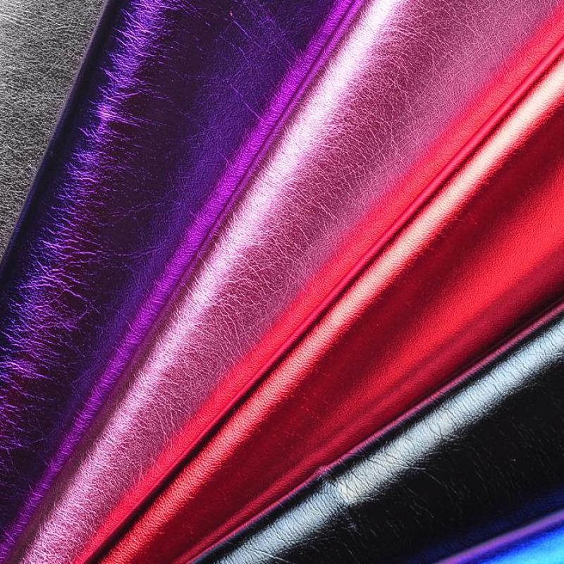 100x135 cm Bonne Qualité Rose Glitter Faux En Cuir Pour Vêtements, Matériel En Cuir Synthétique Pour Ceinture, chaussures En Cuir de Vinyle Tissu