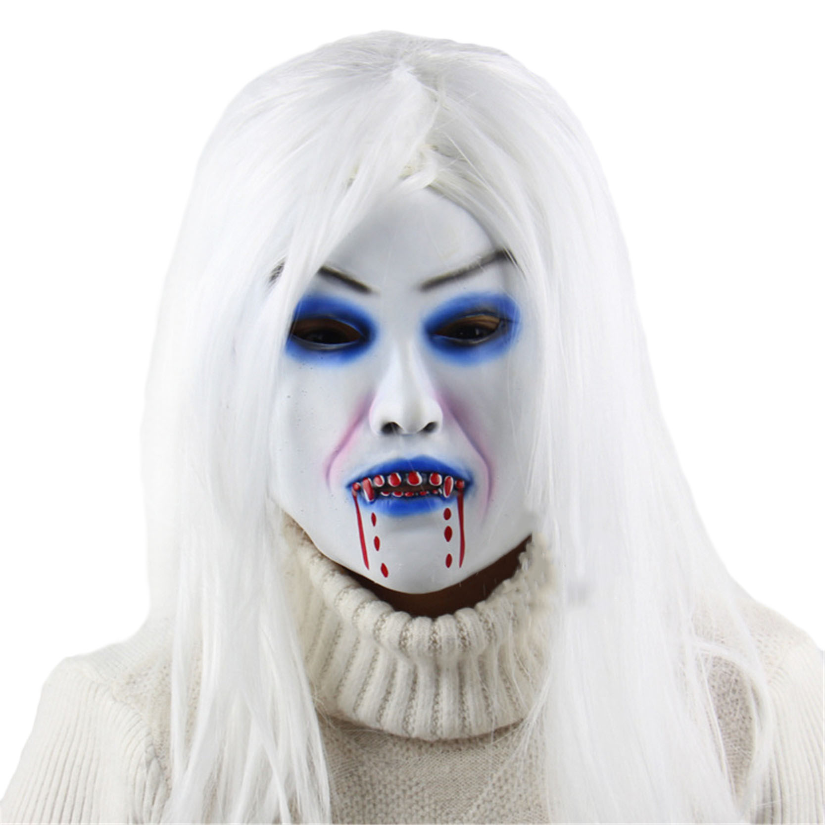 White Mask Ghost Promotion-Shop for Promotional White Mask Ghost ...