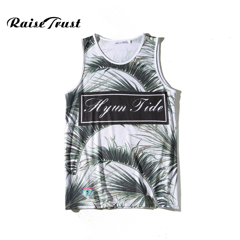 20 styles Fashion Brand Men's Mesh   Tops   O-Neck   Tank     Tops   Summer Male Sleeveless Vest 2018 Casual Bodybuilding Muscle Workout