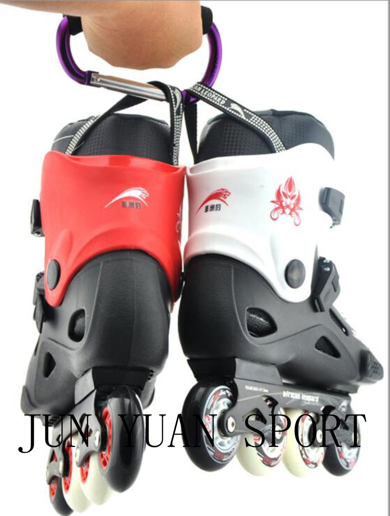 High Quality!Multifunctional Roller Skates Shoes Handle Buckle Metal Hook Hasps For Inline Slalom Skating Shoes,Free Shipping!