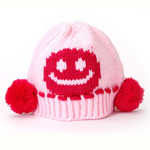 2016 New Brand Fashion Children Winter Hats High Quality Baby Knittes Hat Childrens Accessories Brand Beanie+Free Shipping