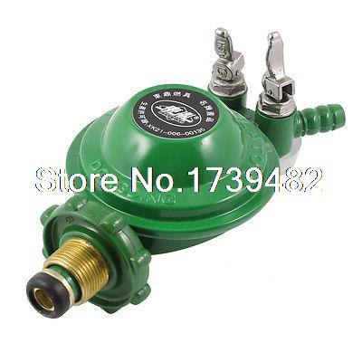 1 مدخل 2 منفذ منظم ضغط الغاز المسال Lgp الأخضر للمطبخ Gas Pressure Regulating Valve Pressure Regulator Valveregulator Valve Aliexpress