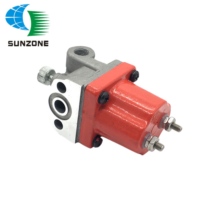 Solenoid 24V 3035346 Double Column For KTA19-M Fuel Shutoff Shutdown Valve Assy KitSolenoid 24V 3035346 Double Column For KTA19-M Fuel Shutoff Shutdown Valve Assy Kit