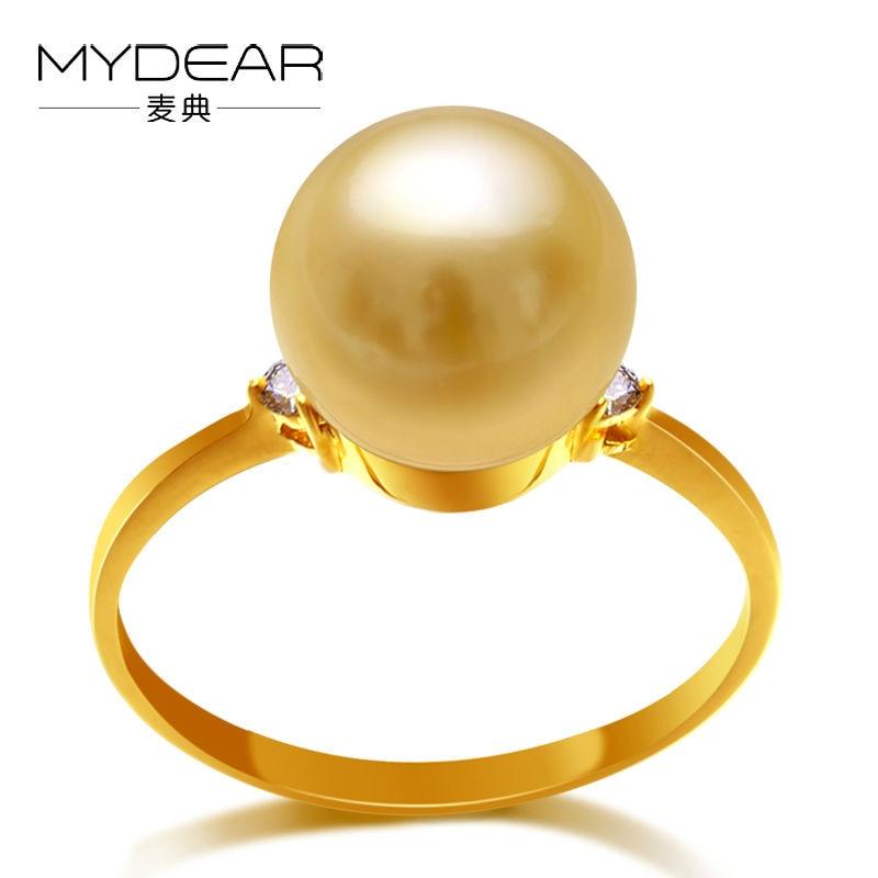 Online Shop MYDEAR Real Pearl Jewelry Traditional Style Women G18K ...