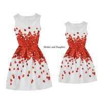 2 Layers Tulle Girls Dress Floral Top Spring Autumn Party Wedding Princess Kids Toddler Black Dresses