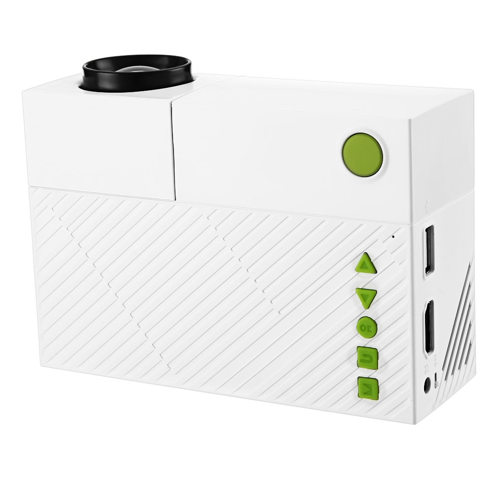Yg310 Lcd Projector 600lm 320 X 240 1080p Mini Portable Hd: Αγορά Ήχος & βίντεο