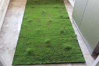 1m*1m Grass Mat Green Artificial Lawns Turf Carpets Fake Sod Home Garden Moss For home Floor wedding Decoration AP9