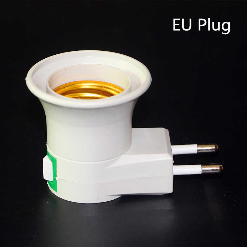 Electronic Mosquito Killer Night Light 220V E27 LED Bulb 15W Repellent Fly Bug Insect Killer Trap Night Lamp + EU / US Socket