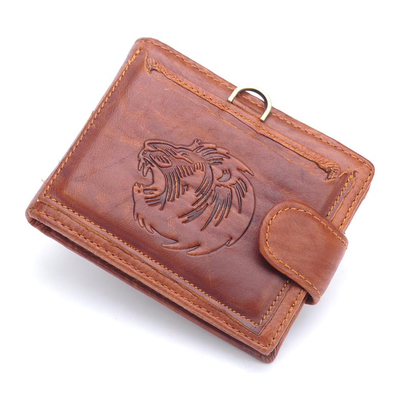 2018 FASHION Real Genuine Cowhide Leather Men wallets Short Bifold Wallet Wallets Purse Coin Pocket Male Zipper wallet men wallet male cowhide genuine leather purse money clutch card holder coin short crazy horse photo fashion 2017 male wallets