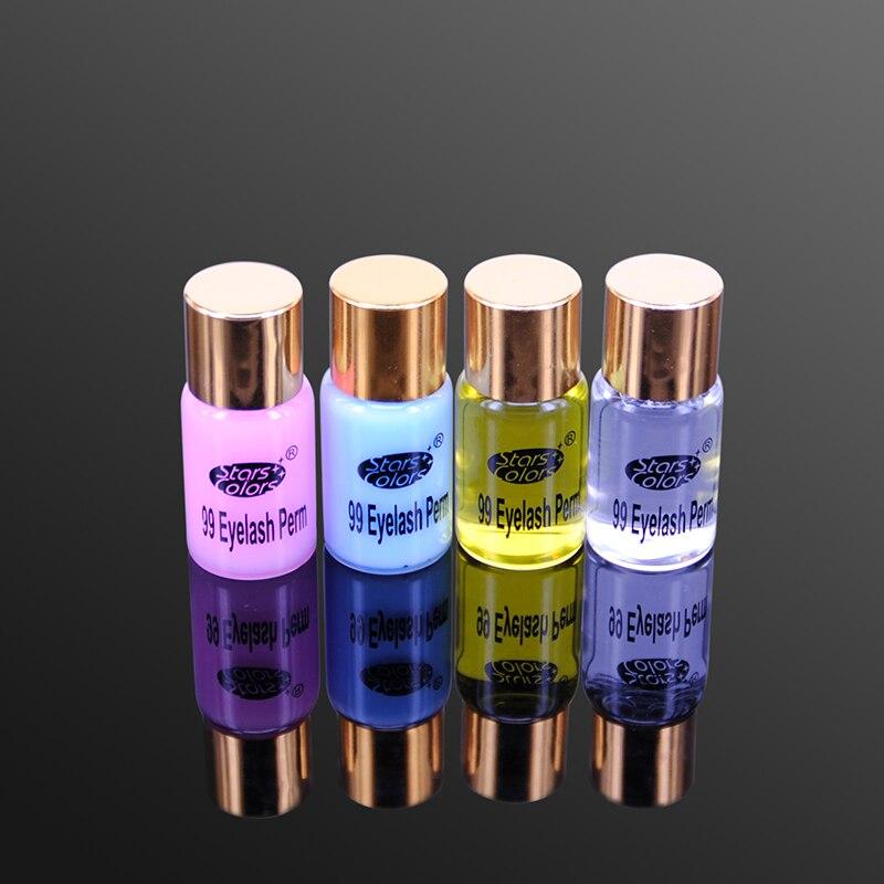 99 Lash Perming Kit Longer Curling Eyelash Lashes Lift Perm Solution Cleanser Fixation Collagen Glue Growth Full Set