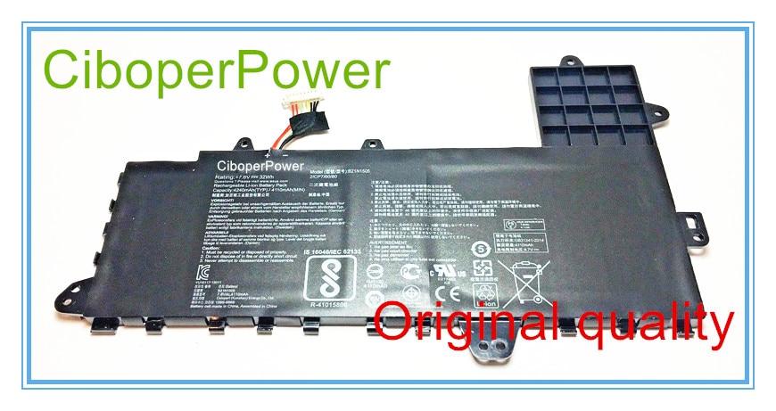 Original New Battery Pack B21N1505 battery for E402M E402MA E402S E502S Series Tablet 7.6V