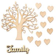 8c4b7928d645 Wood Family Tree - Compra lotes baratos de Wood Family Tree de China ...
