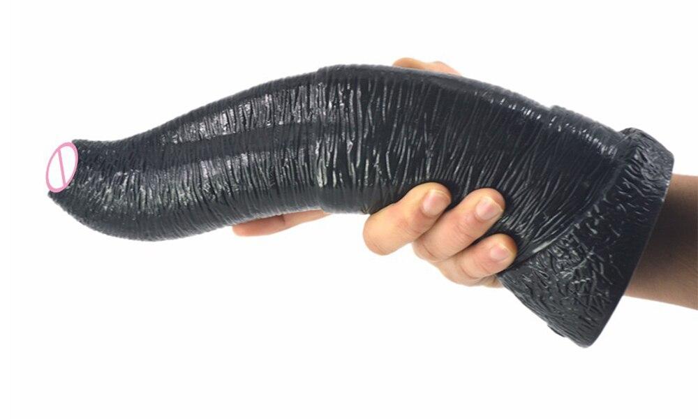 elephant dildo anal plug 59