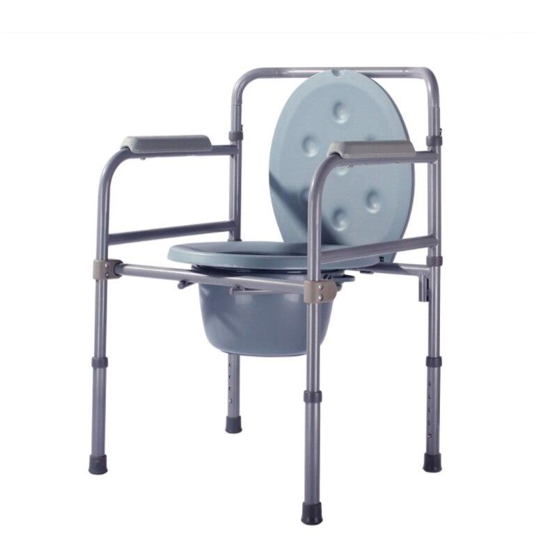 Erwachsenen Kommode Logisch Krankenhaus Und Schärfen Pflege Kommode Stuhl Einstellbare Faltbare Kommode Bad Wc Stuhl Für Patienten Mit Castor Und Räder Verkaufsrabatt 50-70%