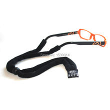 eyeglass soft stretchy cotton croakies suiters eyewear chain adjustable