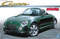 1/24 Copen ACTIVE TOP Car Model 01513