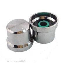 6 мм вал сливы ось серебрение поворотного переключателя, Пластик ручки переключателя, Pointer Ручки