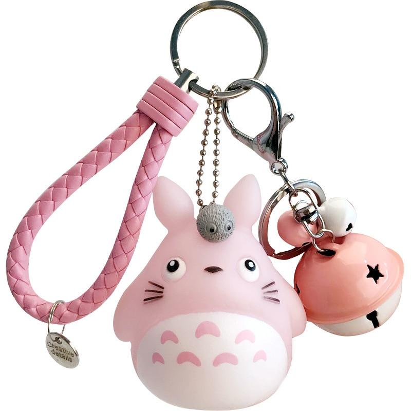 Aliexpress.com : Buy Japan Anime Movie Totoro Keychain ...