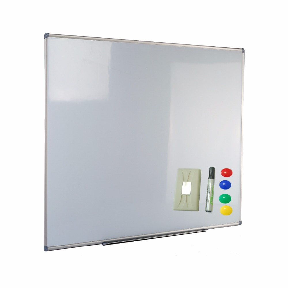 ZHIDIAN 36*48  magnet Dry Erase Boards  White Board Writing Boads  Aluminum Alloy Frame, Gift Mark 2  Eraser 1 Color Magnet 4 activboard touch 88 dry erase 10 касаний по activinspire