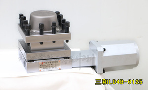 Image 2 - Elektrische revolver LD4B CK0625 elektrische werkzeug träger maschine werkzeug cnc drehmaschine maschine STATION REVOLVER 4 position elektrische werkzeug