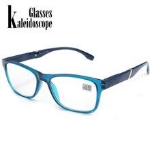 Калейдоскоп очки дальнозоркость очки для чтения для мужчин и женщин полимерные линзы для дальнозоркости очки для чтения 1,5+ 2,0+ 2,5+ 3,0+ 3,5+ 4,0