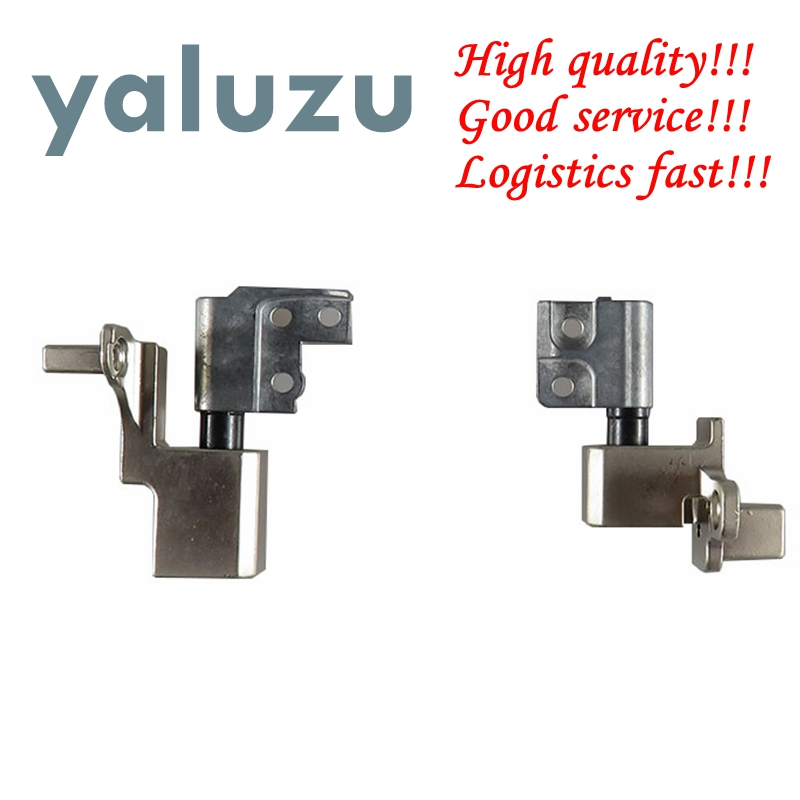 YALUZU Laptop LCD Hinges For Lenovo For IBM For ThinkPad T500 W500 Screen Axis Shaft 43Y9737 43Y9738 Screen Hinges Free Shipping
