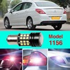 Error Free 1156 Socket 360 Degrees Projector Lens LED Backup Reverse Light R5 Chips Replacement Bulb