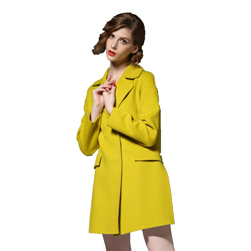 Popular Ladies Wool Coats Full Length-Buy Cheap Ladies Wool Coats ...