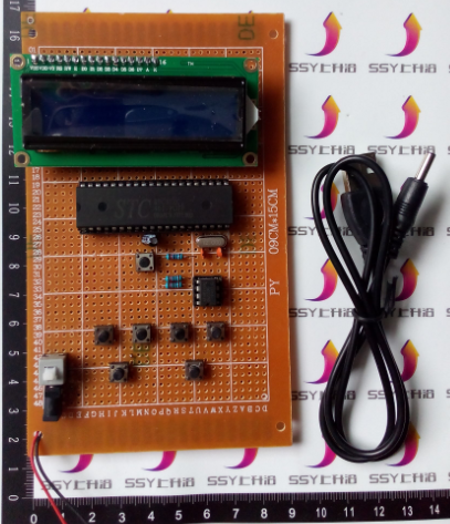 Electronic Design Kit (welding) Based on 51 Microcontroller Taxi Simulation Meter System все цены