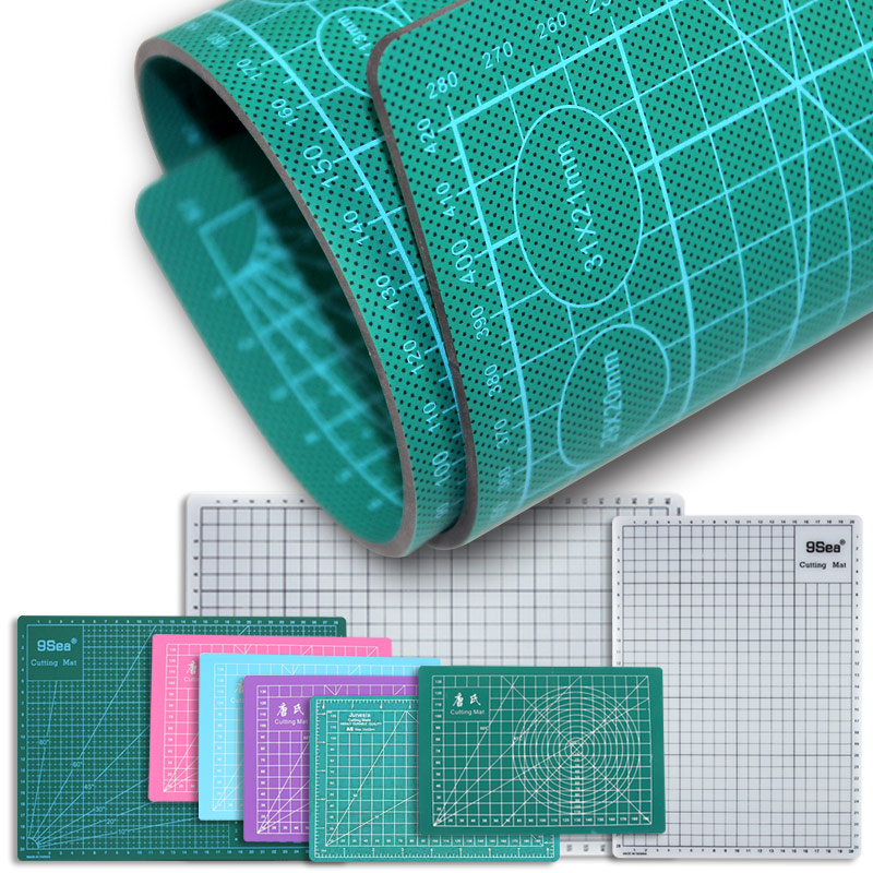High Quality Professional Self-Healing Cutting Mat,Thick Double Sided Rotary Cut Board For Fabric Quilting Sewing Art Craft Tool