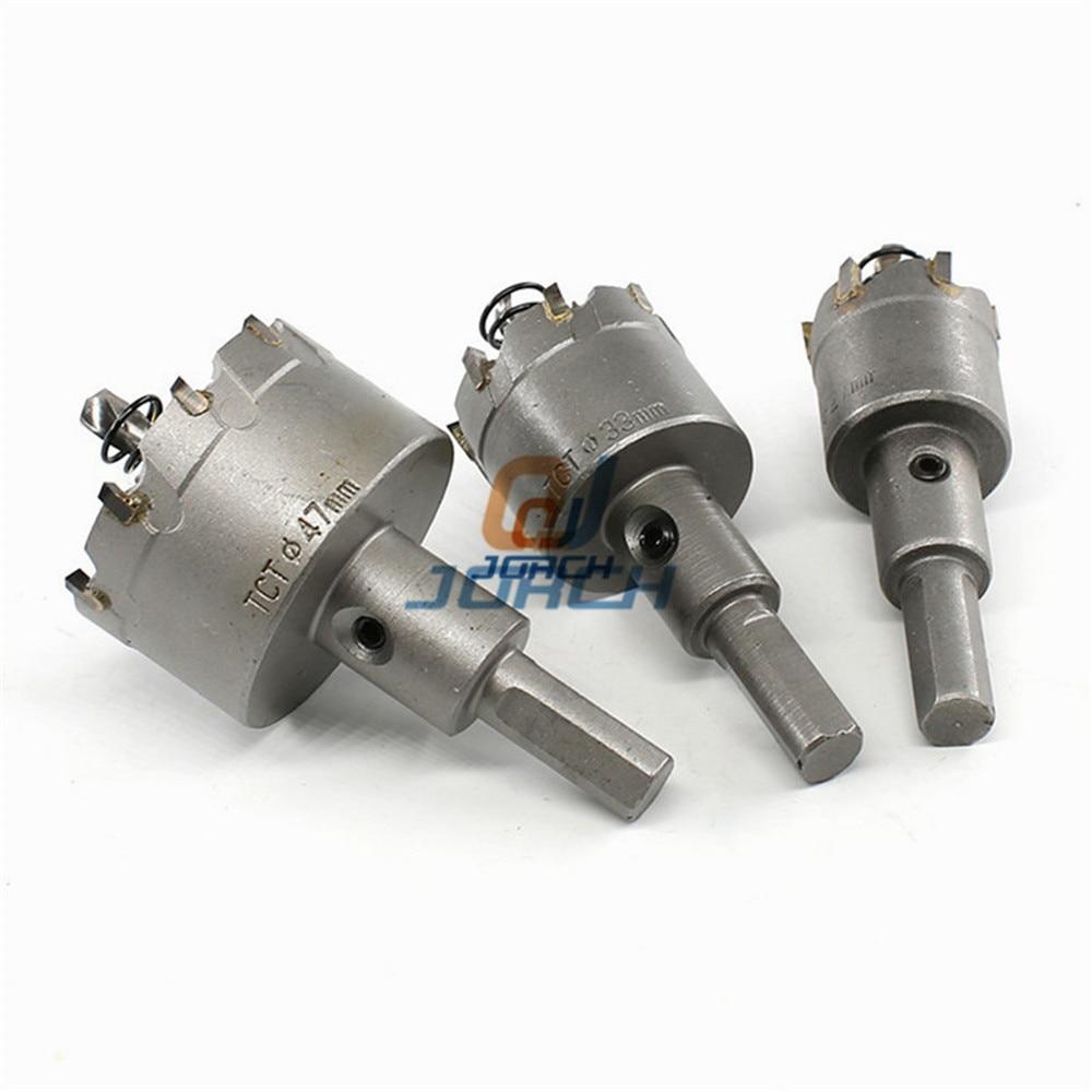 TCT Твердосплавные наконечники HSS сверла Набор отверстий для пилы из нержавеющей стали металлический сплав режущие инструменты 12 33 мм|Сверла|   | АлиЭкспресс