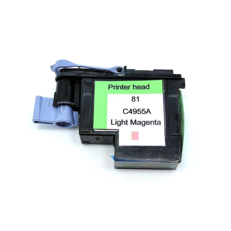 YOTAT 1 pzas Light Magenta C4955A Cabezal de impresora para HP 81 - Electrónica de oficina