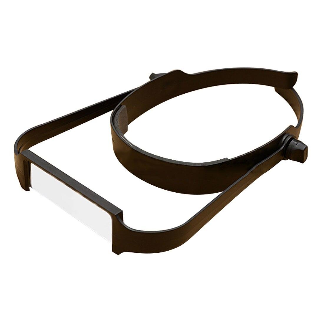 Hot! 1.6x 2.0x 2.5x 3.5x Lente Substituível Cabeça Headband Lupa Lupa Lupa lupa Lente de vidro óptico