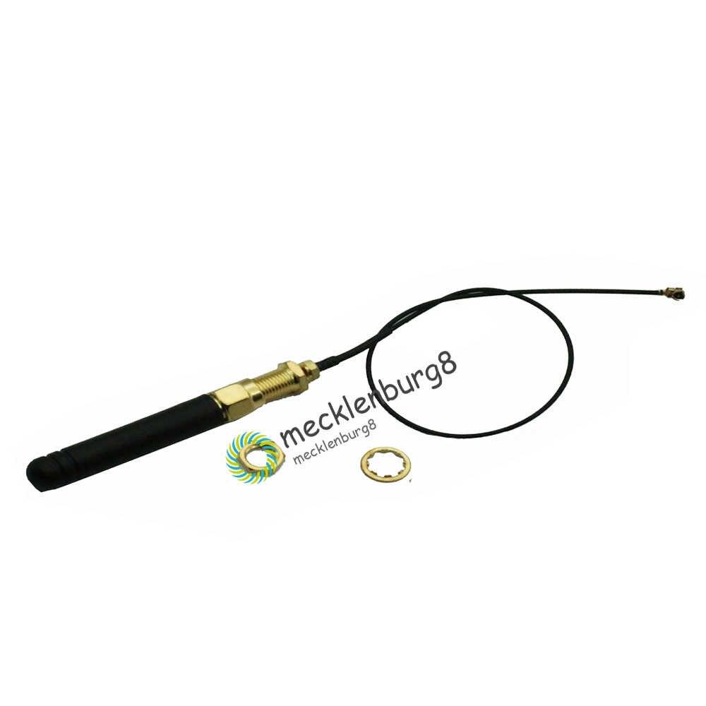 Connecteur d'antenne IPEX pour carte SIM SIM800L GPRS Module sans fil GSM