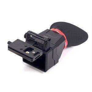 """Image 2 - GGS Swivi S6 Viseur avec 3 """"/3.2"""" Écran LCD pour Canon 5D2 5D3 6D 7D 70D 750D 760D pour Nikon D7000 D7200 D750 D610 D810 D800"""