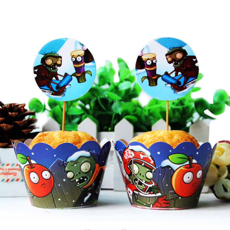 Party Bags Plants Vs Zombies Theme Personalised Party Bags For A