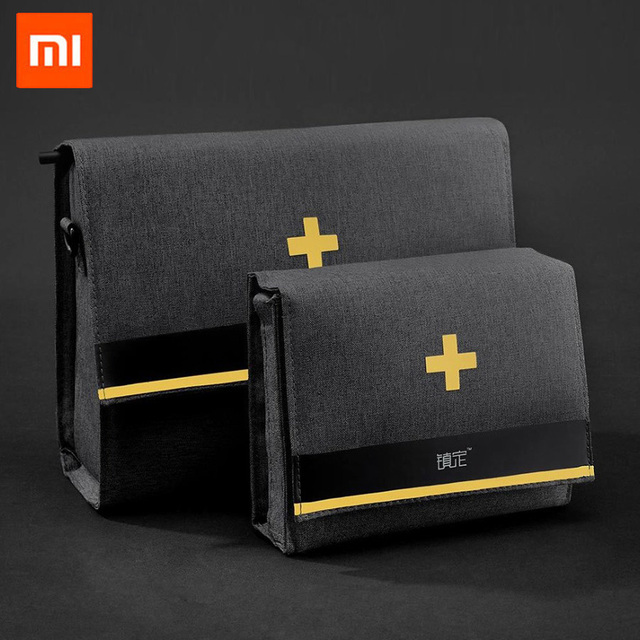 Xiaomi ZD 5Pcs/12Pcs Survival Bag Portable Support Home Outdoor Medical Emergency First Aid Kit for Survival Health Care Tool
