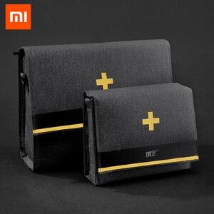 Image 1 - Xiaomi ZD 5Pcs/12Pcs הישרדות תיק נייד תמיכת בית חיצוני רפואי חירום עזרה הראשונה ערכת הישרדות בריאות כלי