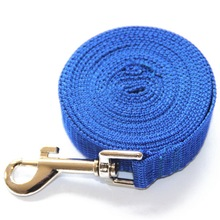 4.5m,9m,15m,20m Strong Nylon long dog leash pet puppy training lead rope
