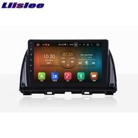 LiisLee Car Multimedia Player GPS Radio Navigation For Mazda CX 5 2012 2017 Original Factory Style